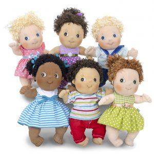Rubens Barn - Cutie babák