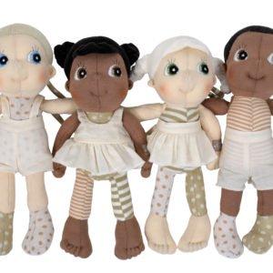Rubens Barn - Mini Ecobuds babák