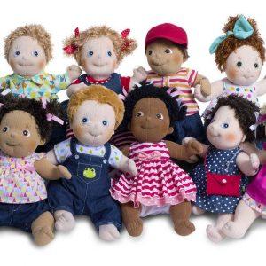 Rubens Barn - Rubens Kids babák